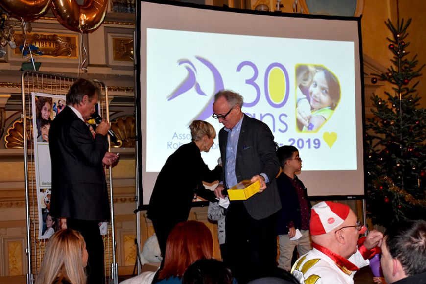 30ème anniversaire de l'association Photos © DR Association Robert-Debré