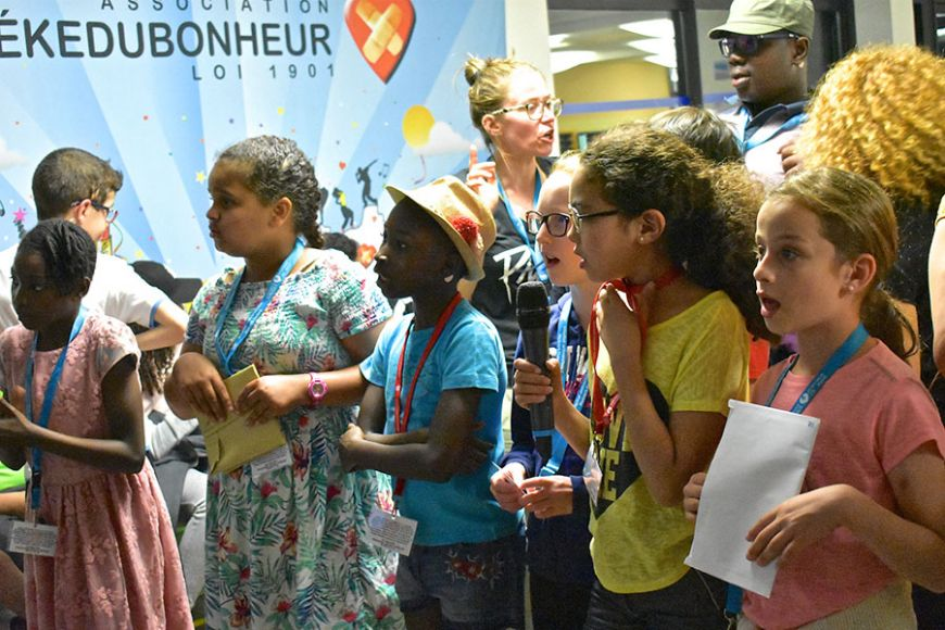 Régate des Oursons 2018 Photos © DR Association Robert-Debré - Charlotte ANTHEAUME